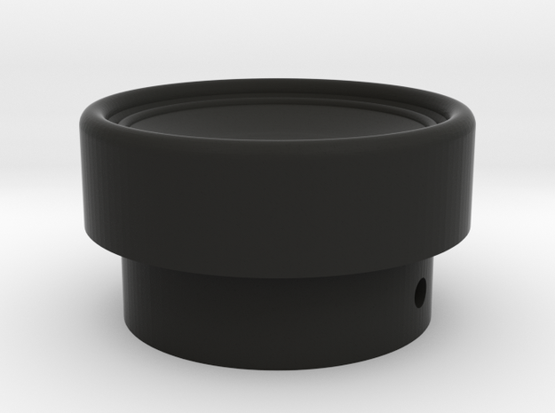 Russian HAT knob for CMS in Black Strong & Flexible