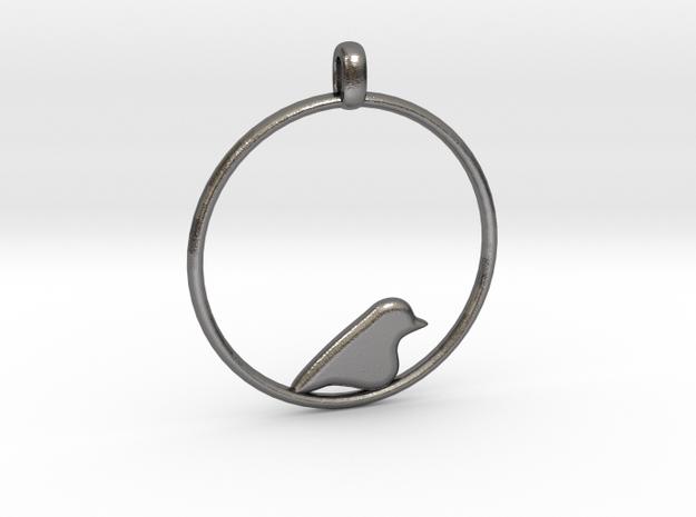 Little Bird Symbolic Pendant