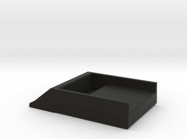 HP-71 Front Port Module Sysrom3 in Black Natural Versatile Plastic