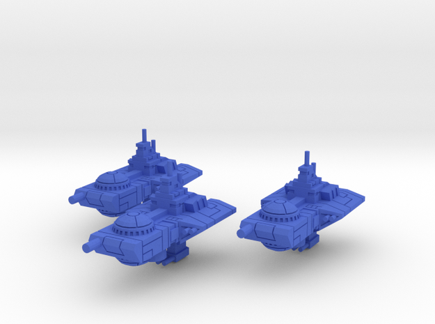 Storm Class in Blue Processed Versatile Plastic