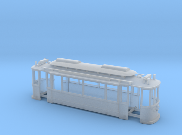 Trolly Model in Frosted Extreme Detail