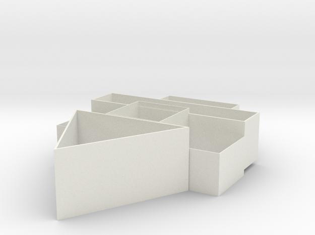 105102321顏上博 in White Natural Versatile Plastic: Medium