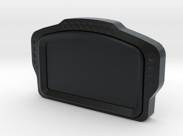 Racing Display Type 2 - 1/10 in Black Hi-Def Acrylate