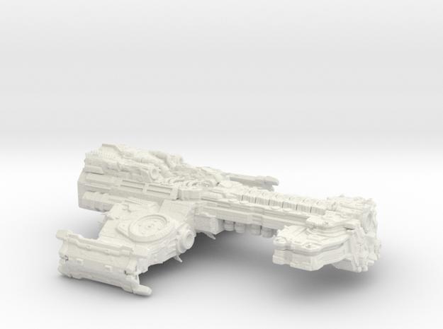 SC2 Terrain Battlecruiser