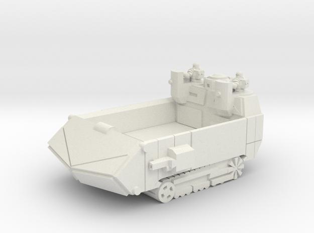 Saint Assault Transport in White Natural Versatile Plastic