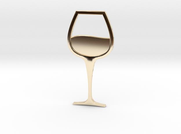 Wine Glass pendant classy