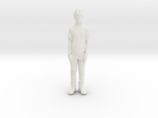 Printle C Kid 033 - 1/24 - wob in White Natural Versatile Plastic