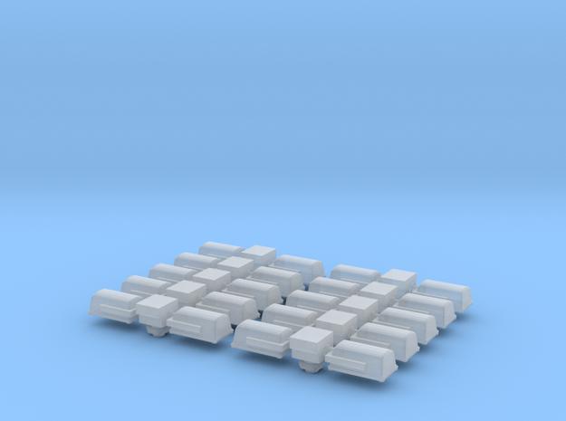 Lichtmast eingefahren - Version #4 - 10st in Smoothest Fine Detail Plastic