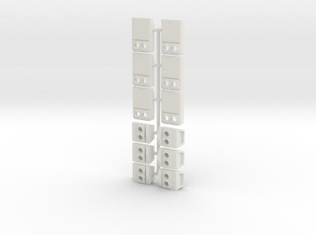 SP Rebuild Pack (G - 1:29) in White Natural Versatile Plastic