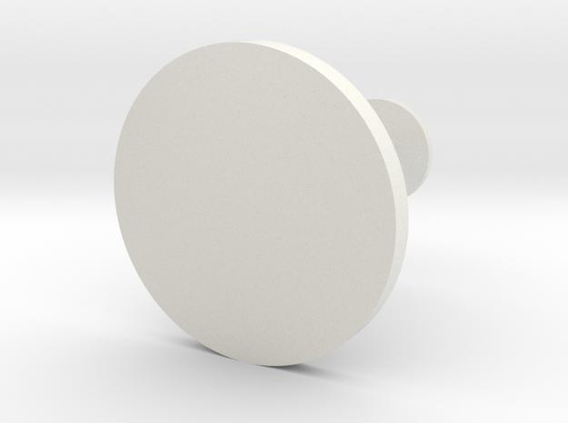 桌子.x3d in White Strong & Flexible