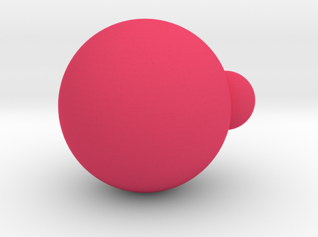 Decorations in Pink Strong & Flexible Polished: 1:13