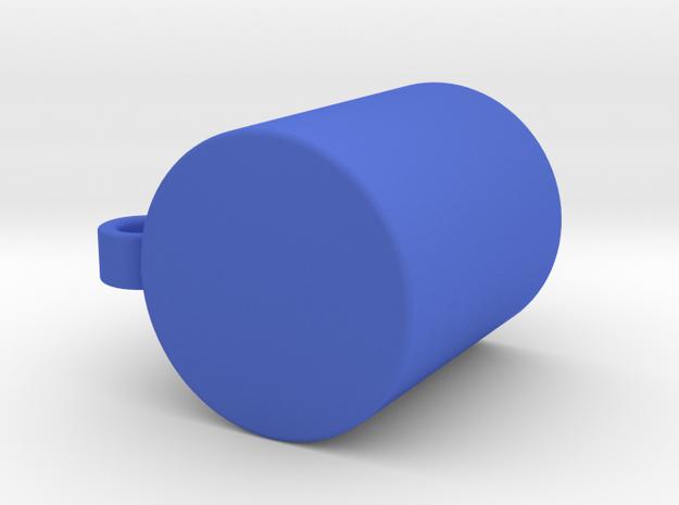 Ring mug in Blue Processed Versatile Plastic