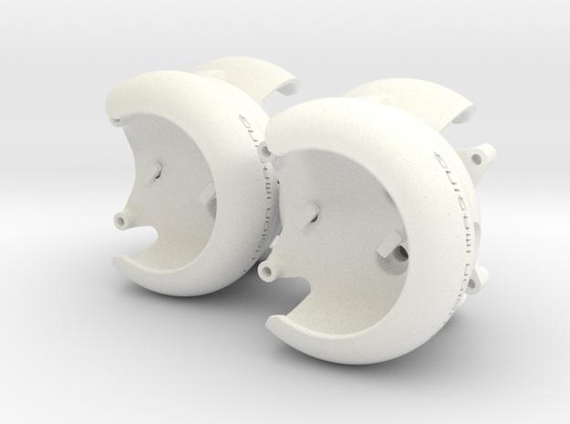 4x. DJI Phantom Prop Guard Connector (V4) 3d printed