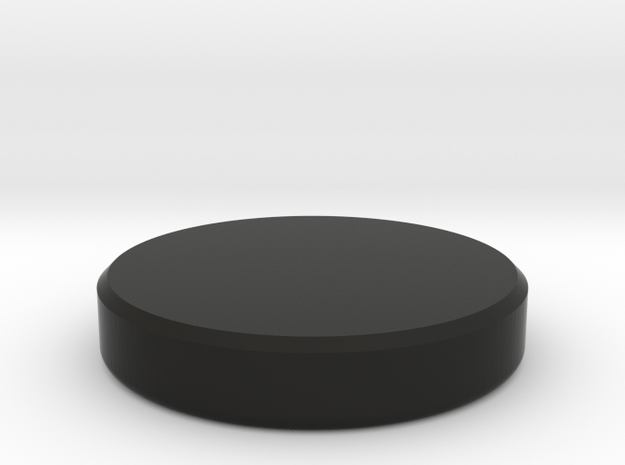 Coasters in Black Strong & Flexible