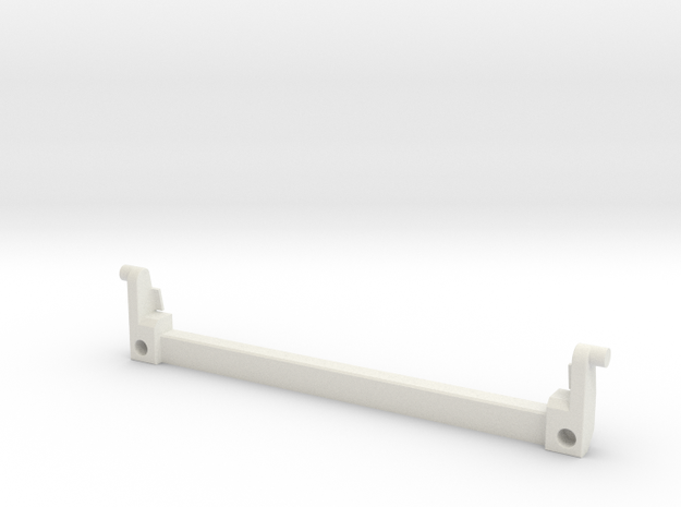 TapaSBHA SBLaser Print3Dx1 (8)  in White Natural Versatile Plastic