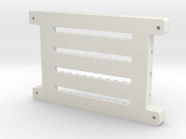 Soporte OA101215Laser Print3Dx1 (2) in White Strong & Flexible