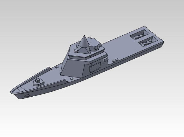 1:3000 l'Adroit OPV - Gowind Family 3d printed