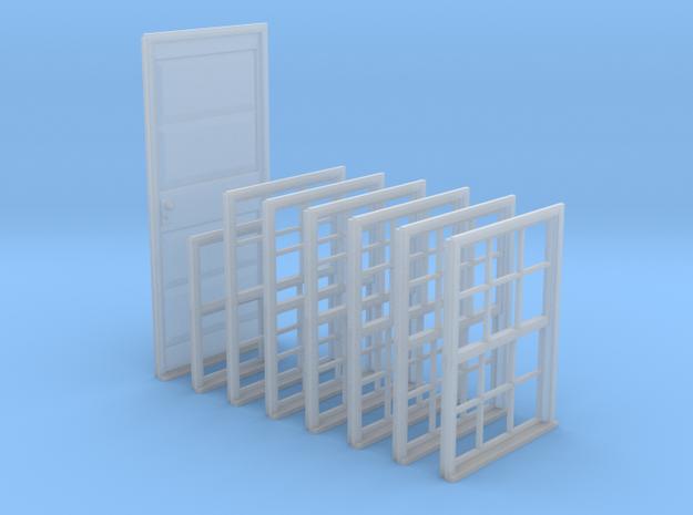 Shed On30 Windows & Door 01 X06