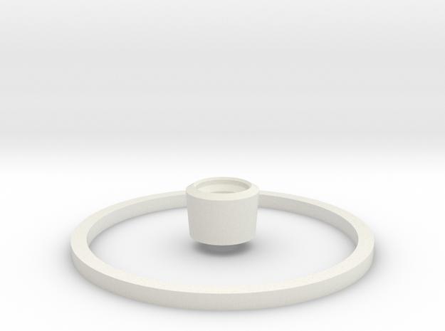 Model-10a3e3b901239c6ae66144b7e4bef238 in White Natural Versatile Plastic