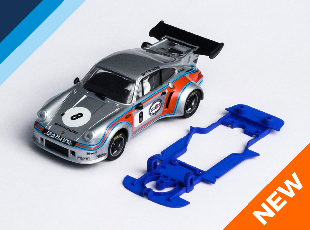 1/32 Carrera Porsche RSR Chassis for Slot.it AW