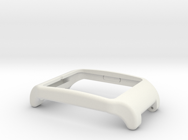 adapter for Sony smartwatch 3 20 mm in White Strong & Flexible