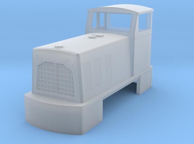OO9 Ruston Diesel Locomotive