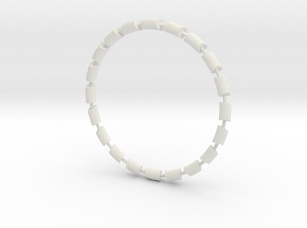 Sierraad band in White Natural Versatile Plastic