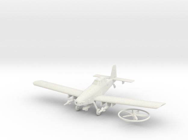 1/100 Air Tractor AT-802U in White Strong & Flexible
