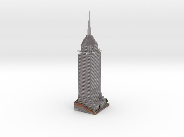 Double D's Skyscraper in Full Color Sandstone
