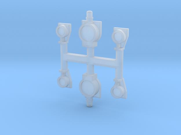 N Seinlampen NS (6 stuks)