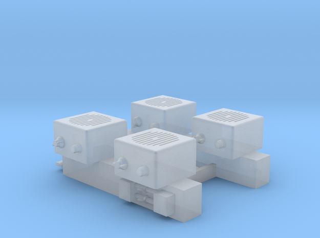 1/35 and 1/16 LS-688/VRC loudspeakers MSP35-002a in Smoothest Fine Detail Plastic: 1:35