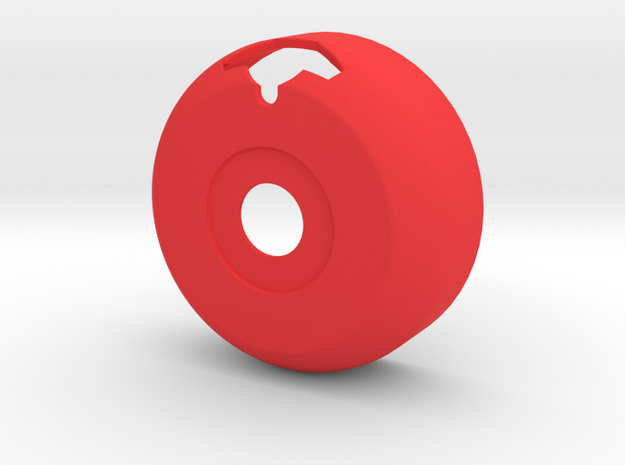 GoSun Sport Action Tray Cap in Red Strong & Flexible Polished