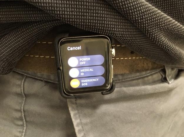 Apple Watch - 38mm Clip On