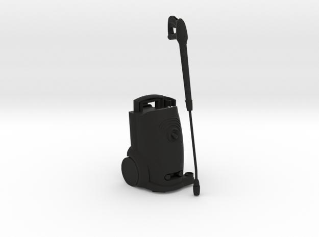K-HD High-Pressure-Cleaner - 1/10 in Black Natural Versatile Plastic