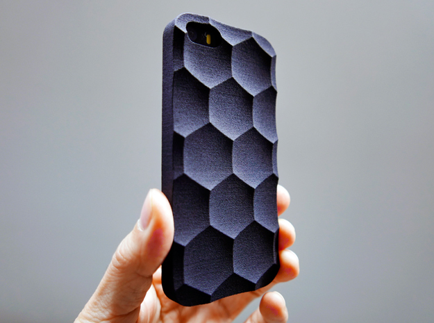 iPhone SE/5S Case_Hexagon