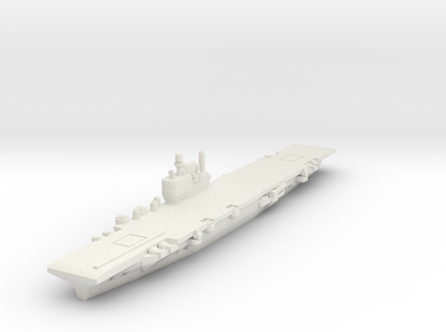 Implacable class 1/2400 in White Natural Versatile Plastic