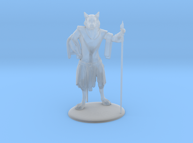 Aslan (Traveller race) Miniature