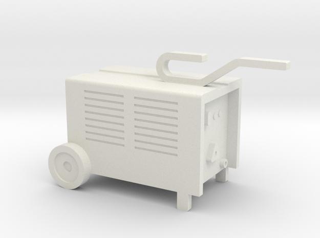 Welding Power Supply 1/32 in White Natural Versatile Plastic