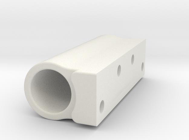 Sopote de Puente Trasero Swrc 1 24 7mm in White Natural Versatile Plastic