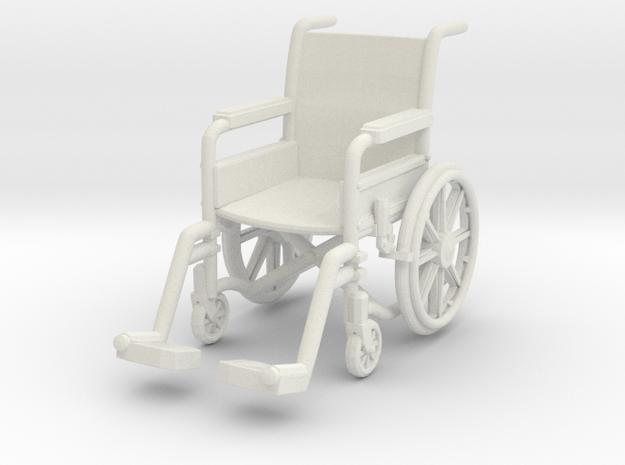 Wheelchair 01. 1:32 Scale