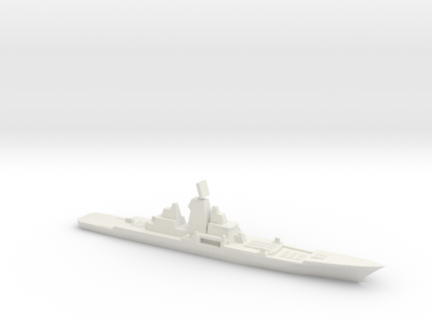 Hypothetical Chinese mod of BC Kirov, 1/3000