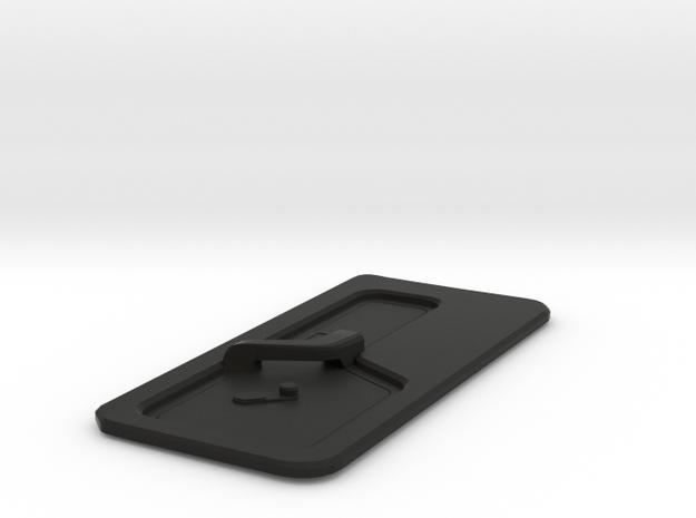 Car Door trim - M3 E30 - Right - 1/10 in Black Natural Versatile Plastic