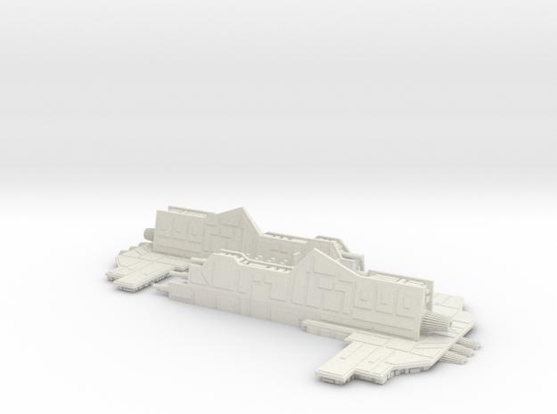 ELC CV Kit in White Natural Versatile Plastic