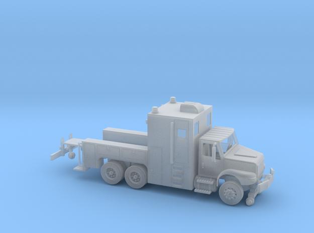 MOW Rail Truck 1-87 HO Scale