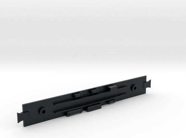 D&RGW Baggage Car  Underframe in Black Hi-Def Acrylate