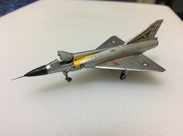 020G Mirage IIIO - 1/144 in Frosted Ultra Detail