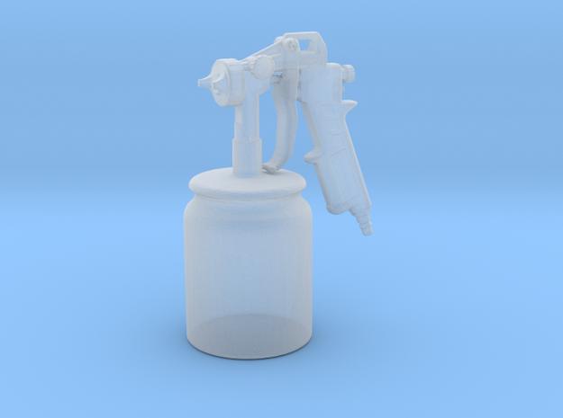 Spray Gun - 1/10 in Smooth Fine Detail Plastic