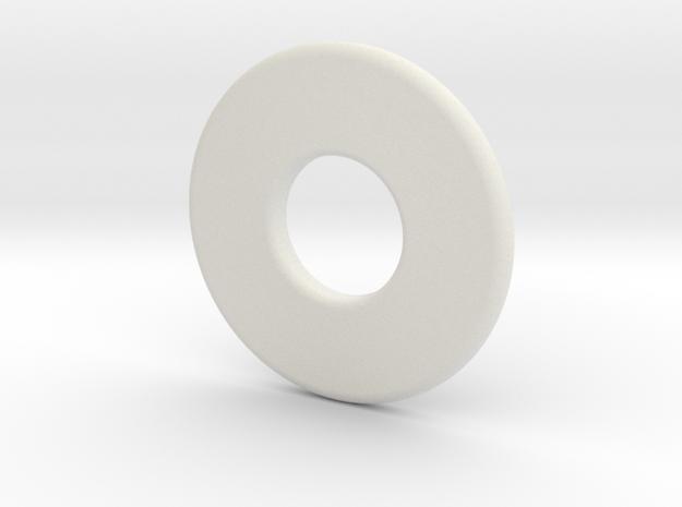 Customizable shinai in White Natural Versatile Plastic
