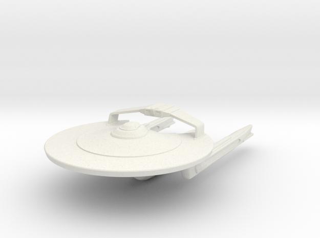 1/2500 Korolev TMP v2 Heavy Cruiser in White Natural Versatile Plastic