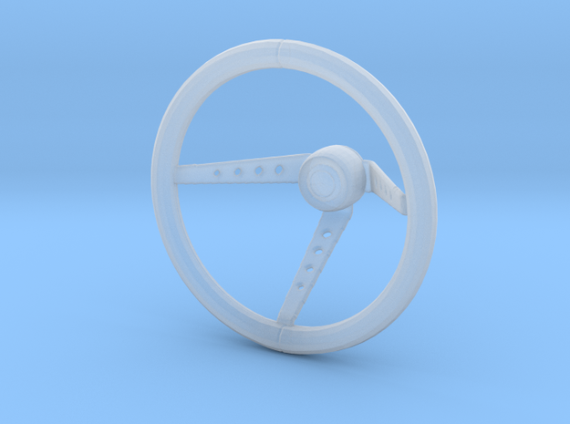 Steering Wheel Youngtimer 70s - 1/10 in Frosted Ultra Detail